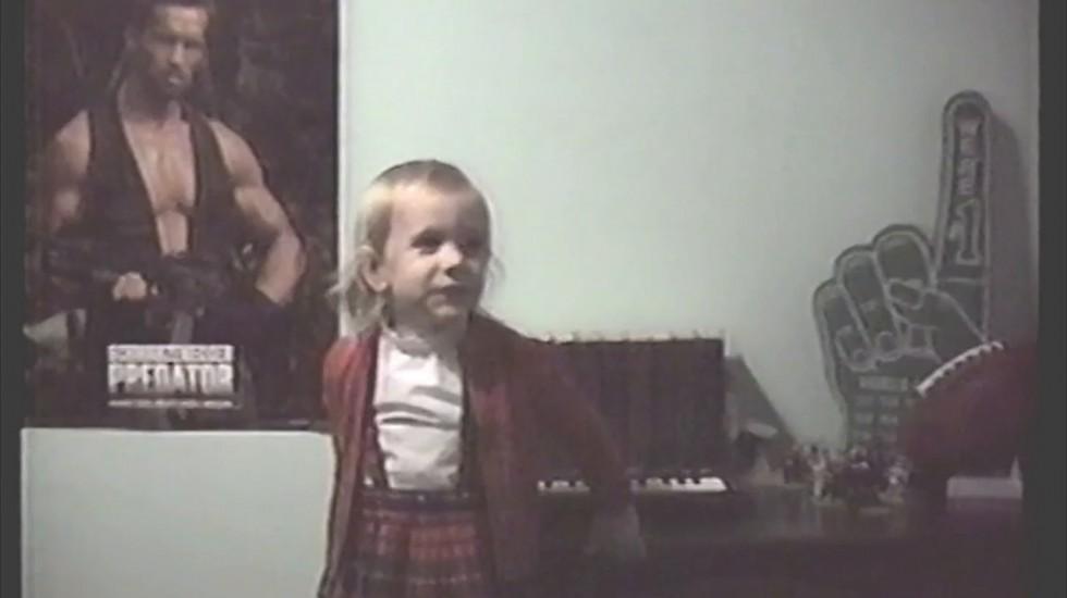 Punishing Kid Sister