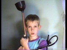 Todd & His Homemade Flamethrower
